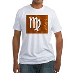 Virgo Fitted T-shirt (Made in the USA)
