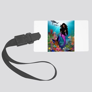 Best Seller Merrow Mermaid Luggage Tag