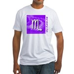 Scorpio Fitted T-shirt (Made in the USA)