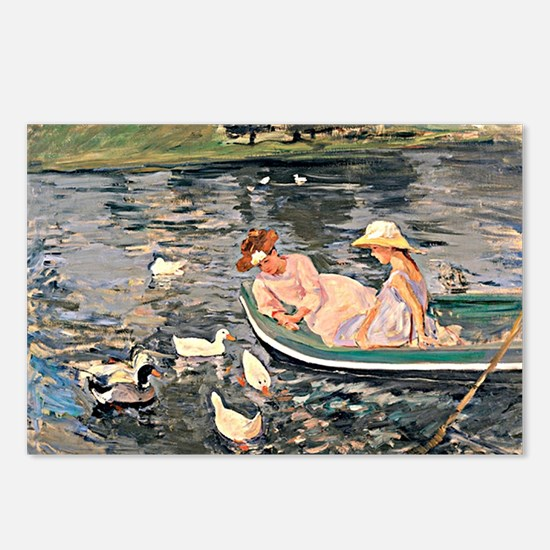 Mary Cassatt - Summertime Postcards (Package of 8)