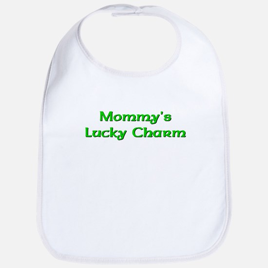 Mommy's Lucky Charm Bib