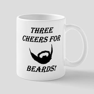 Three Cheers For Beards! Mug