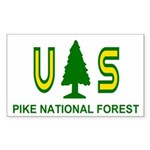 Pike National Forest Sticker 3