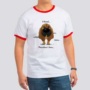 Bloodhound - I Drool Ringer T