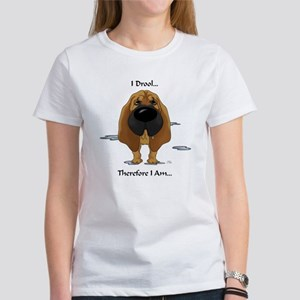 Bloodhound - I Drool Women's T-Shirt