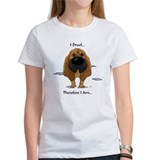 Bloodhound drool Women's T-Shirt