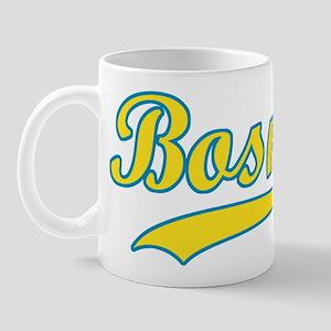 Retro Bosnia Mug
