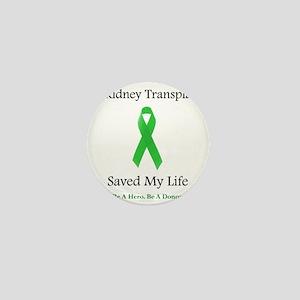 KidneyTransplantSaved Mini Button