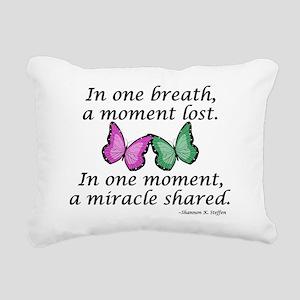 MiracleShared2 Rectangular Canvas Pillow