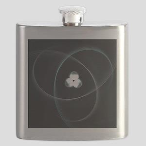 Tritium Flask