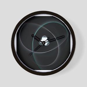 Tritium Wall Clock