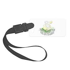 OTC Billiard Mouse Cartoon Small Luggage Tag