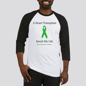 HeartTransplantSaved Baseball Jersey