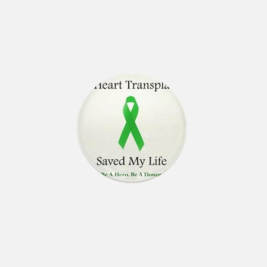 HeartTransplantSaved Mini Button