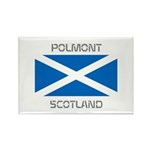 Polmont Scotland Rectangle Magnet (100 pack)