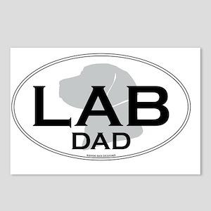 LABDAD Postcards (Package of 8)