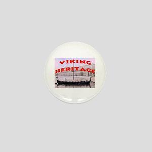 VIKING HERITAGE Mini Button