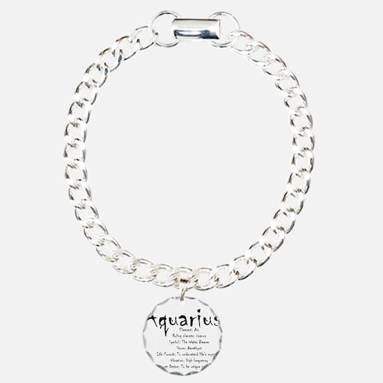 Aquarius Traits Bracelet