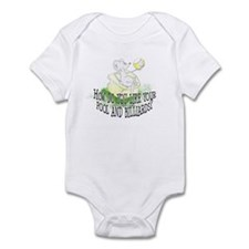 OTC Billiard Mouse Cartoon Infant Bodysuit