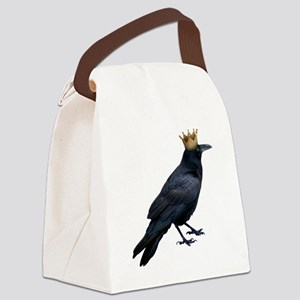 Raven King Canvas Lunch Bag