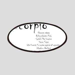 Scorpio Traits Patch