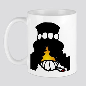 Slash Smiley Mug