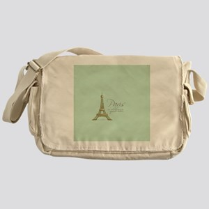 Paris Is Always a Good Idea  Messenger Bag