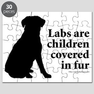 LabsChildrenFur Puzzle