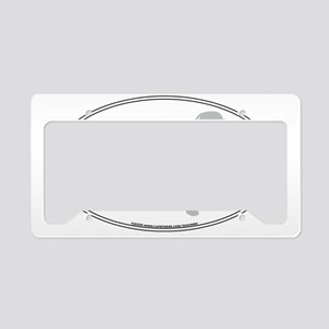 RescueOval License Plate Holder