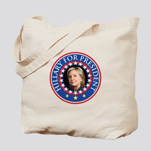 Hillary for President - Presidential Seal Tote Bag