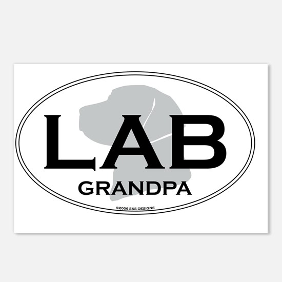 LABGPA Postcards (Package of 8)