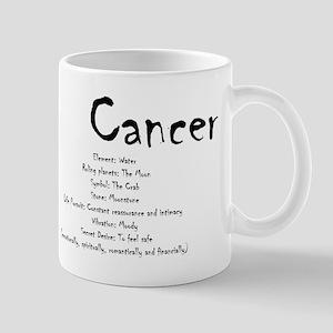 Cancer Traits 11 oz Ceramic Mug