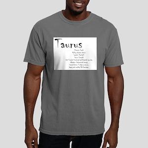 Taurus Traits Mens Comfort Colors Shirt