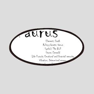 Taurus Traits Patch
