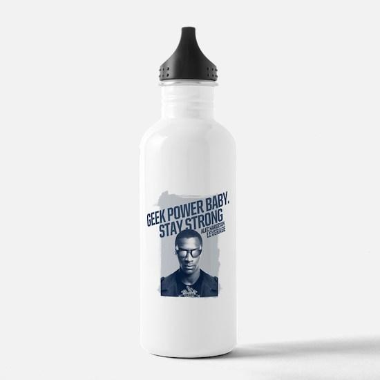 Geek Power Water Bottle