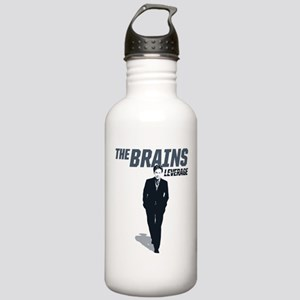 Leverage Brains Stainless Water Bottle 1.0L