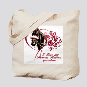 Love Harness Grandma Tote Bag