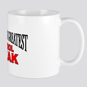 """The World's Greatest Control Freak"" Mug"