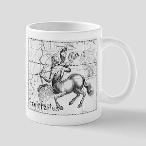 Sagittarius 17th Centure drawing 11 oz Ceramic Mug