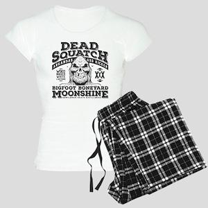 Dead Squatch Moonshine Pajamas