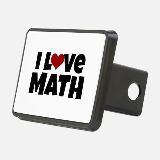 I Love Math Hitch Cover