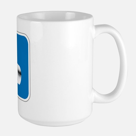 DEADLIFT LOGO Large Mug