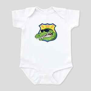 Florida Police Officer Infant Bodysuit