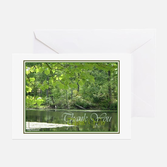 Lost Lake Thank You Cards (Pk of 10)
