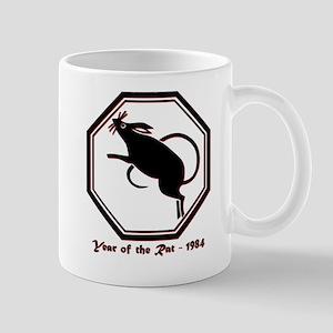 Year of the Rat - 1984 11 oz Ceramic Mug