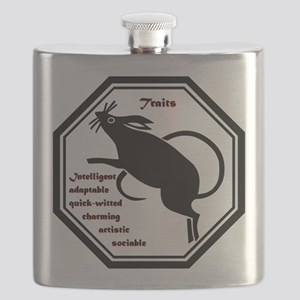 Year of the Rat - Traits Flask