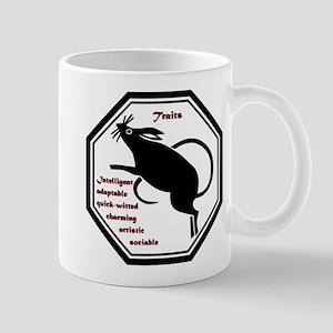 Year of the Rat - Traits 11 oz Ceramic Mug
