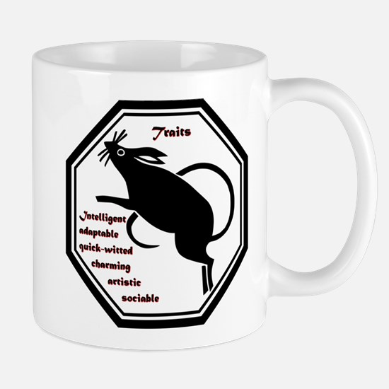Year of the Rat - Traits Mug