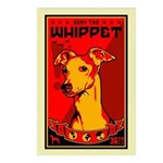 Whippet! Postcards (Package of 8)