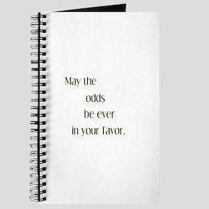 Odds Favor Journal